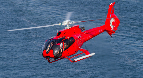 Helicopter Flights from Cairns over the Great Barrier Reef