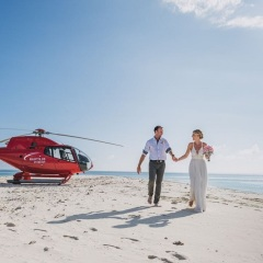 Helicopter Flights From Port Douglas - Romantic Couples Trip
