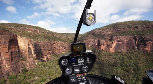 Helicopter Flights Mount Mulligan - Outback Queensland