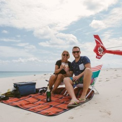 Helicopter Flights Port Douglas - Romantic Flight for Two
