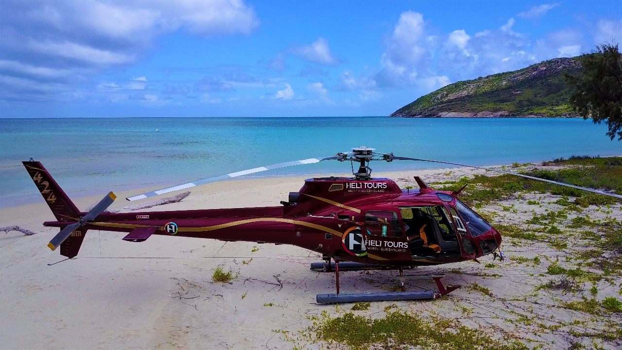 Helicopter Tours In Catalina Island