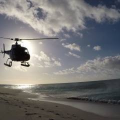Helicopter Scenic Flight | Great Barrier Reef