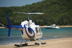 Helicopter Scenic Flights Far North Queensland