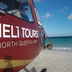 Helicopter Tours North Queensland | Cairns Scenic Reef Flights