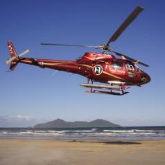 Helicopter Tours North Queensland | Taking Off