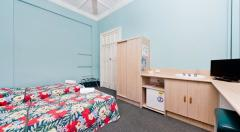 Affordable accommodation in the Heritage Rooms with Shared Bathroom Facilities - Hides Hotel Cairns