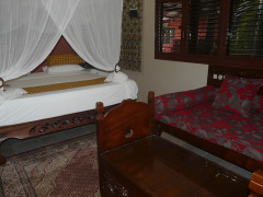 Hibiscus Superior Room the perfect haven of tranquility for couples only