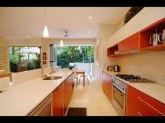 Holiday Apartment kitchen Port Douglas