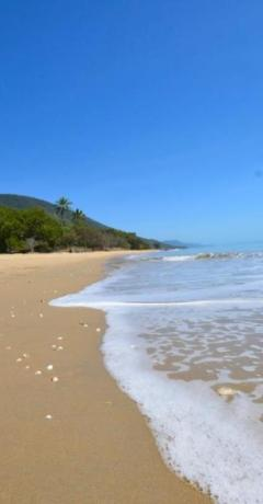 Holidaying In Port Douglas Tropical North Queensland With Teenagers | Four Mile Beach