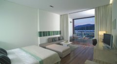 Horizon Club Room - Shangri-La Cairns Luxury Hotel Accommodation