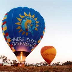 Hot air balloon rides Cairns | Port Douglas