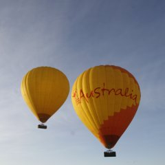 Hot air balloon tours Cairns and Port Douglas