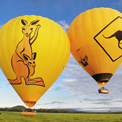 Port Douglas Hot Air Ballooning