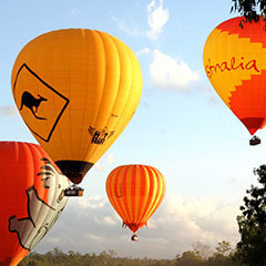 Hot Air Ballooning Far North Queensland