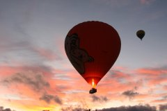 Hot Air Ballooning Port Douglas
