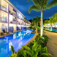 Port Douglas Resorts - Hotel & Apartment style accommodation - Silkari Lagoons Port Douglas Holiday Apartments