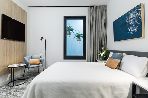 Hotel Internal Room | Oaks Cairns Hotel