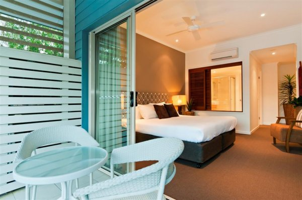 Hotel Room at Amphora Resort Private Apartments Palm Cove | Palm Cove Accommodation Deals