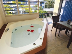 Hotel Spa Room at Oaks Lagoons Port Douglas