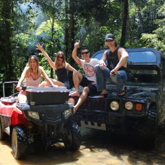 Hummer and ATV Quad Bike Tours in Cairns