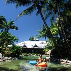 Cairns Family Holiday Resort Large Resort Swimming Pool