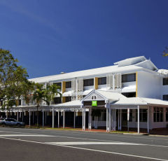 Ibis Styles Hotel in Cairns offering affordable accommodation in Cairns City
