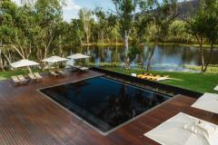 Inifinity Pool - Mt Mulligan Lodge, Outback Queensland Luxury Accommodation