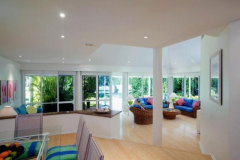 Internal view of Port Douglas Resort Villas