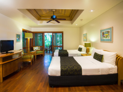 Island (Twin) Suite - Green Island Resort, Great Barrier Reef