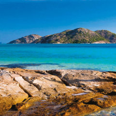 Beautiful Lizard Island - Islands of the Great Barrier Reef