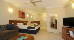 Cairns accommodation - Deluxe Hotel Room (Jasmine) - Cairns Hotel