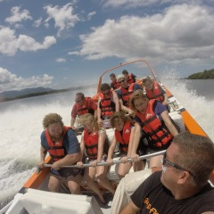Jet Boat Adrenaline Tours Cairns