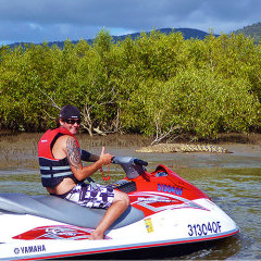 Great Barrier Reef Tour | Jet ski rides Cairns