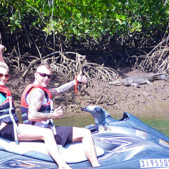 Great Barrier Reef Tour | Jet Skiing in Cairns