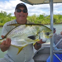 Join our river fishing tours in Cairns