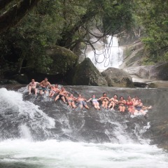 Josephine Falls | 1 Day Backpackers Tours Ex Cairns