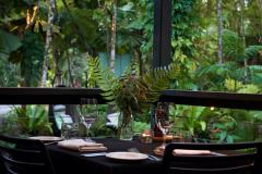 Julaymba Restaurant & Bar overlooking the lagoon - Daintree Eco Lodge & Spa