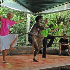 Aboriginal Cultural Experience | Traditional Dance | Full Day Kuranda Tour