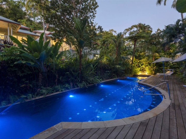 Port Douglas Holiday Homes - Keep fit in the lap pool provided within the gated property | Port Douglas Private Apartments