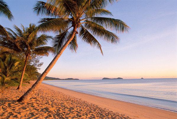 Cairns Beaches Map Kewarra Beach Cairns