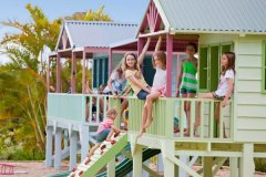 Kids Adventure Playground - Paradise Palms Resort Cairns
