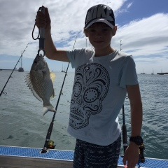 Kids Love Fishing | Half Or Full Day River & Estuary Fishing For The Whole Family
