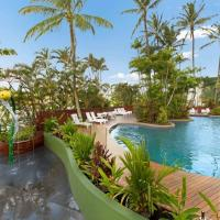 Kids Water Play Area & Swimming Pool - Rydges Esplanade Cairns