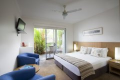 1 Bedroom Studio Lagoon at Portsea Port Douglas