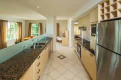 Kitchen Facilities at Sea Change Beachfront Apartments