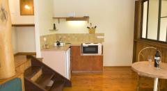 Kitchenette Facilities - Milkwood Lodge Cooktown Accommodation