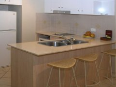 Heritage Private Apartments Kitchenette Facilities in all Suites