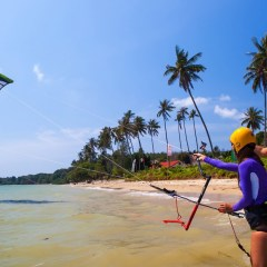 Kite Surfing | Port Douglas | Great Barrier Reef