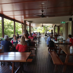 Kuranda Day Tour Lunch Venue