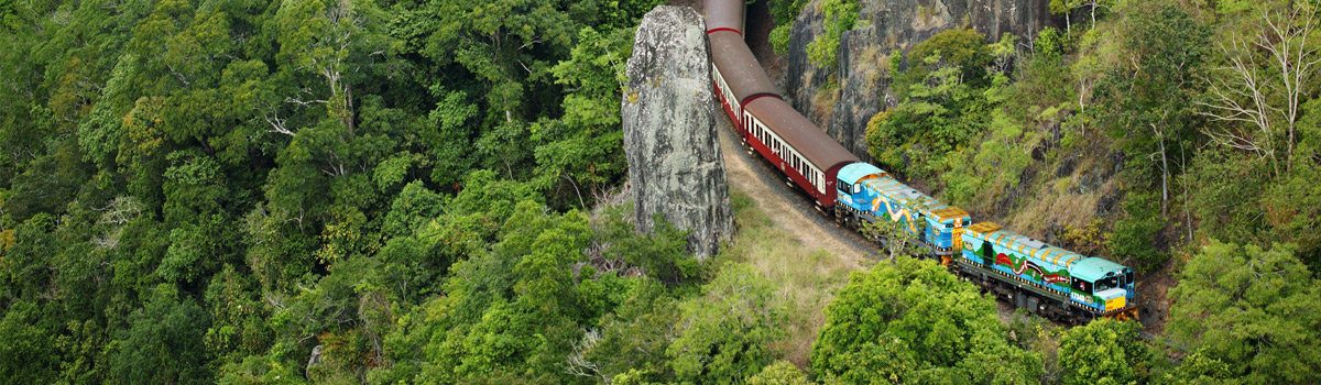 Kuranda Scenic Railway Cairns  | Cairns Holiday Specialists